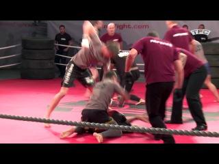 Promo video of the Fight 2 of the TFC Event 1 JungVolk vs Prague Boys