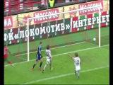 Футбол.Россия - Премьер-Лига.22-й тур.Локомотив- Урал 2:0 '15 Даме Н'Дойе