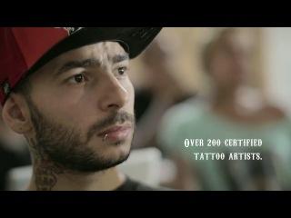 Tattoo Artists against Skin Cancer