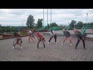 Kristina Si - Mne ne smeshno, hip-hop choreography by Alyona Energy