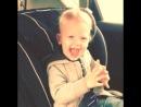 Поднимите себе и другим настроение - посмотрите это видео: двухлетний сын рубится под рок! By @shabaevasveta Виктор готовится к выступлению приключенияэлектроников которые будут выступать на kidsrockfest @kidsrockfest 1 июня в парке Красная Пресня