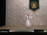 Диана Ишмухаметова,Башкирский лирический танец Озон сэс