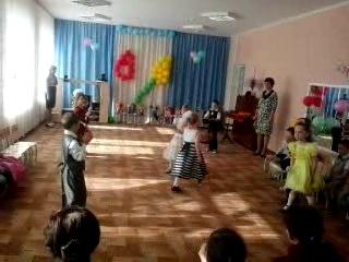 7 марта садик «Берёзка»