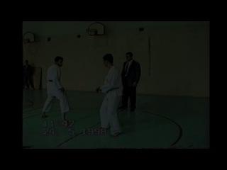 16 лет клубу Kin-No-Tora 金の虎 (SKIF) 國際松濤館空手道連盟