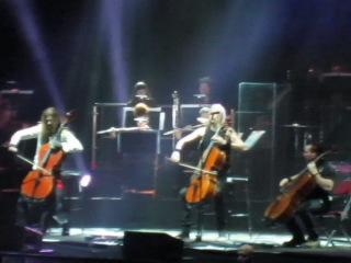 Apocalyptica - Bittersweet (live in Riga)