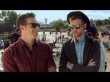 "OneRepublic in Disneyland. Behind the scenes filming ""Good Life"" music video"