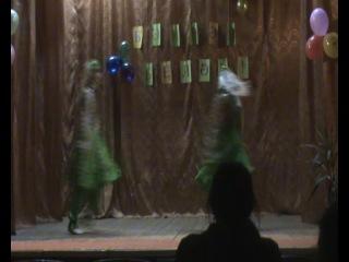 Заводные татарочки Танц группа Биение сердец