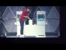 [FANCAM] 140411 EXO: Chanyeol, D.O (talk) @ Greeting Party in Japan 'Hello'