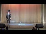 Расул АБАКАРОВ.  =Танец с кинжалами=. 2мая 2014 г. СПб.
