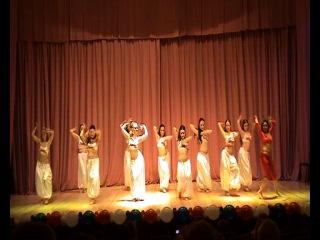 Ram Chahe Leela. Shapla dance group. 16.03.2014
