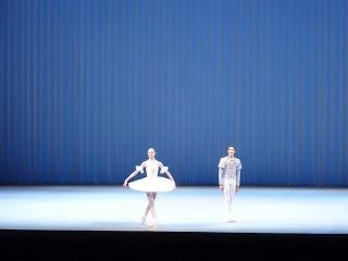 Выпускной концерт МГАХ, БТ, 3 июня 2014 года. Давид Мотта-Соарес и Марфа Сидоренко, поклоны