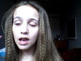 моя самая родная подруга Карина Бабугоева