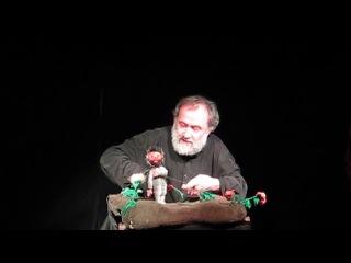 Театр живых кукол 2 ку г Томск. Про ёжика ( В.Захаров по сказкам С.Козлова)