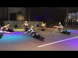 MOS-ANGELS ( korolevskiy battle/strip group beginners 1place/choreo I.Podshivalova)
