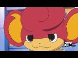 Покемон 14 сезон 5 серия (Три битвы - один значок)