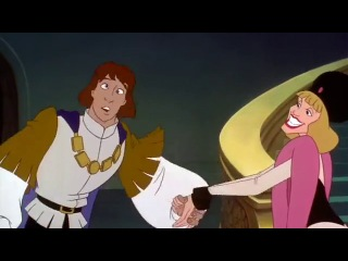Парад принцесс из мультфильма