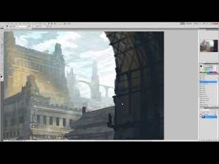 Paint an Imposing Castle with Noah Bradley