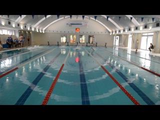 Турнир по плаванию клуба 5й элемент 12.04.2014
