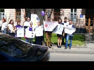 Сьогодні,зробив благодійну річ, був волонтером у Львівському Міському Благодійному фонді Сестри Даліли допомагав усім можливим