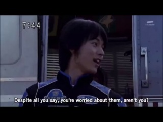 Engine Sentai Go-Onger Episode 14