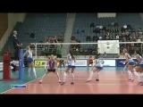 Программа  6 x  6 небольшой рассказ об игре 19 тура ЧР   По волейболу среди женских команд между   Вк Заречье - Одинцово  vs   Жвк  Динамо  Краснодар   !!!!