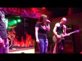 Urban AirHeadZ - Back off (live in Rock House)