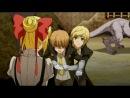[WOA] Метка драконьего всадника  Seikoku no Dragonar - 1 серия [Andryshka, Oni]