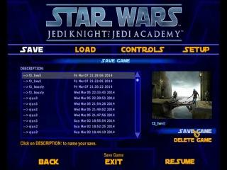 Прохождение игры Star Wars Jedi Knight:Jedi Academy#10(Небольшие трудности)
