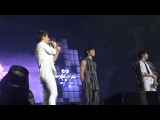 [Fancam] 140301 OGS Return Concert Comment (Sunggyu & Dongwoo )