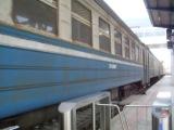 ЭР1-209 прибытие на ст.Симферополь КЖД!