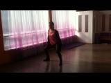 Lady Gaga feat. R.Kelly - Do what u want jazz-funk choreography by Kyleha - DT