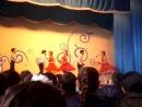 наш класс. танец стиляги буги-вуги