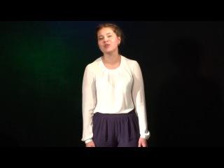 Показ по сценической речи. Раздел Современная Поэзия
