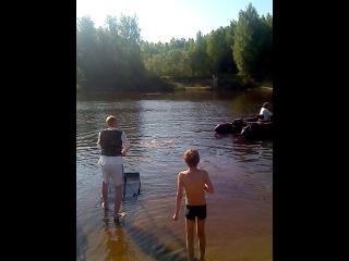 отдых на реке ВЕТЛУГА