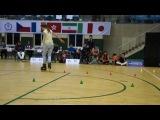 Дарья Кузнецова заняла первое место на NAMWON Korea Open 2014