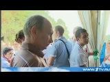 В.В. Путин и НА ВСЕ 360⁰ (первый канал)