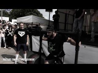 Патрик Бабумян вегетарианец - новый мировой рекорд vk.com/vedmir ведический мир