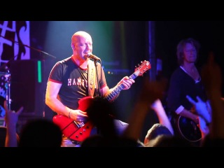 Iron Savior - Heavy Metal Never Dies (Live in Moscow, 14.04.2012)