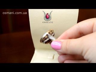 Кольцо Яхзы с рубином от OSMANI.COM.UA