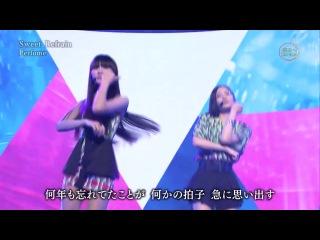 [LIVE] Perfume - Sweet Refrain [Shinsai Kara Ichinen ''Ashita he'' | NHK | 10.03.2014]