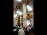 Азан в мечети Пророка