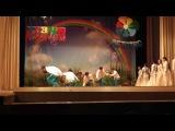 танец Сагыну - под песню