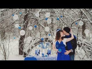 Зимняя сказка Димы и Оксаны.