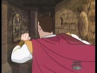 02Х02 Король Артур и рыцари справедливости ( король Артур и рыцари без страха и упрека)