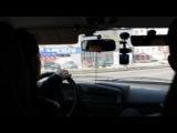 Урок вождения в городе)Чуян Алена!)