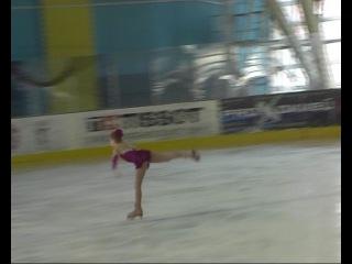 Вера Никитина. Невский лёд 3 мая 2014 г.
