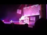 Отчетный концерт Образцово-хореографического ансамбля