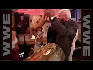 Эдди Герреро украл номер Рика Флэра [Royal Rumble 2005]