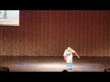 Три богатыря и шамаханская царица (Настасья) - Matsu Sotome (Москва) - Тогучи 2014