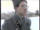 Старая реклама автомобиля ВАЗ-2109. С солдатами и песней.(1993)